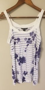 Banana Republic sleeveless top.